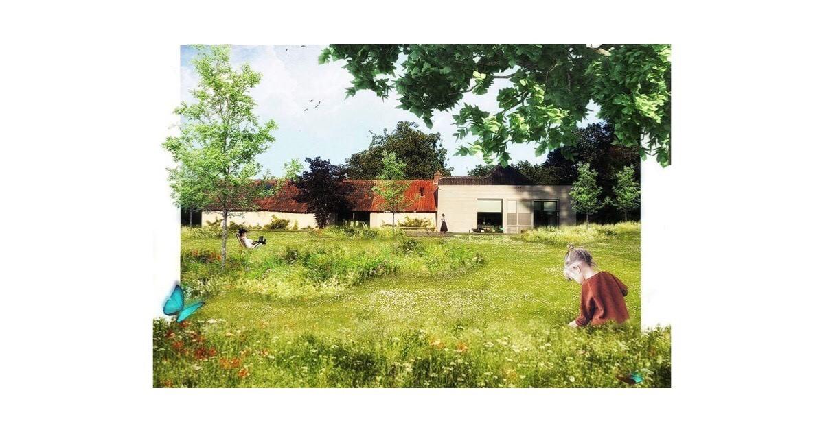 BLOESEM_tuinarchitectuur_landschapstuin_visualisatie_achtertuin_Lokeren
