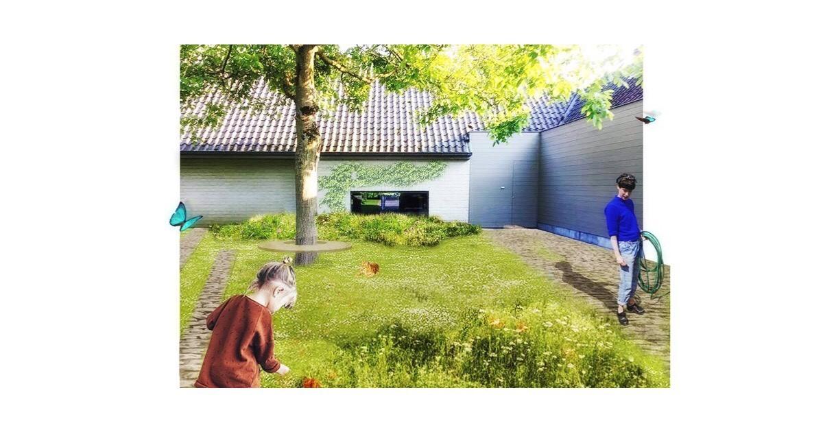 BLOESEM_tuinarchitectuur_landschapstuin_visualisatie_voortuin_Lokeren