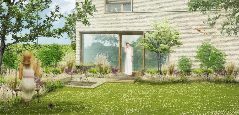 BLOESEM_tuinarchitectuur_privetuin_visualisatie-voorjaar_Deinze